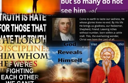 God whom he hath not seen
