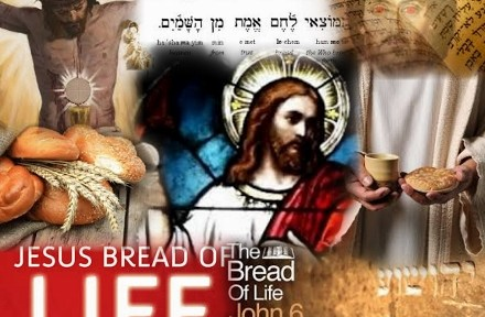 True bread from heaven