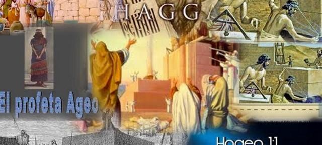 Haggai the prophet