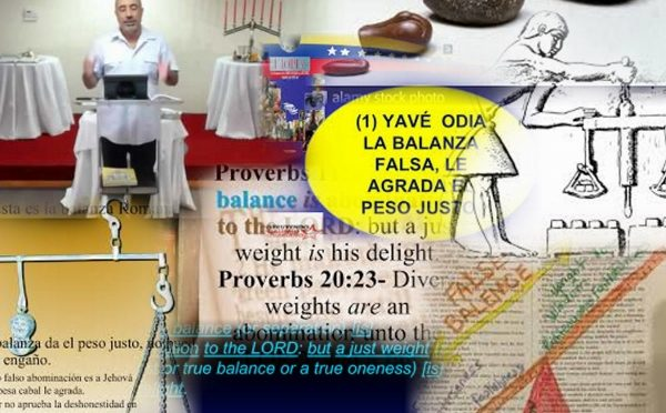 A false balance
