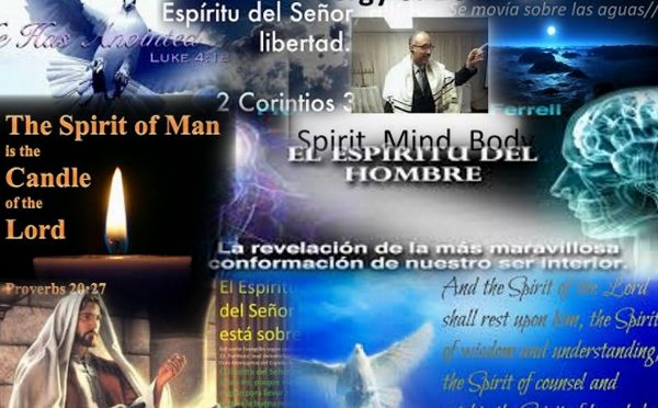 The Spirit of the ( Lord,God,Man)