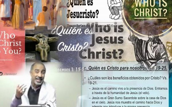 Who is Christ? Tell Me?